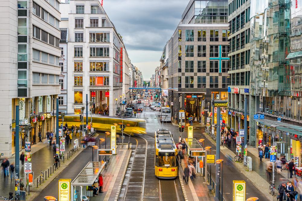 Берлин что посмотреть
