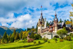 В румынском замке можно провести карантин