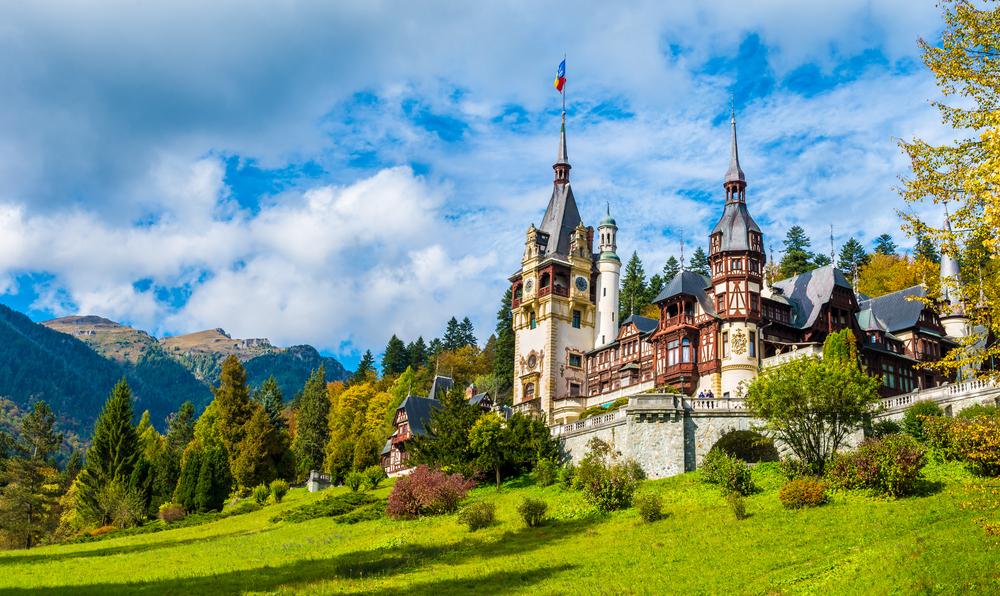 В румынском замке можно провести карантин.Вокруг Света. Украина