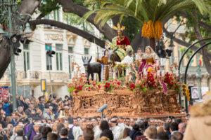 В Андалусии отменили знаменитое пасхальное шествие