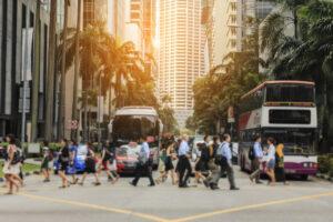 Сингапур запустит систему распознавания лиц, которая сделает ненужными удостоверения личности