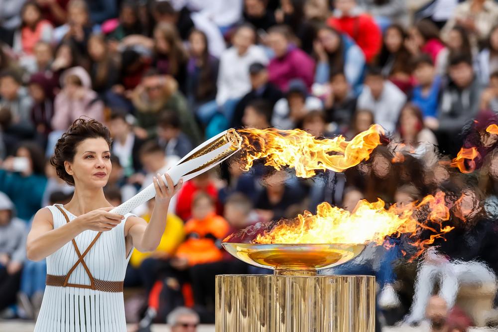 Олимпийский огонь в 2020 году зажгут без присутствия зрителей.Вокруг Света. Украина