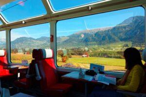 В Швейцарии выпустили приложение для соло-путешественников