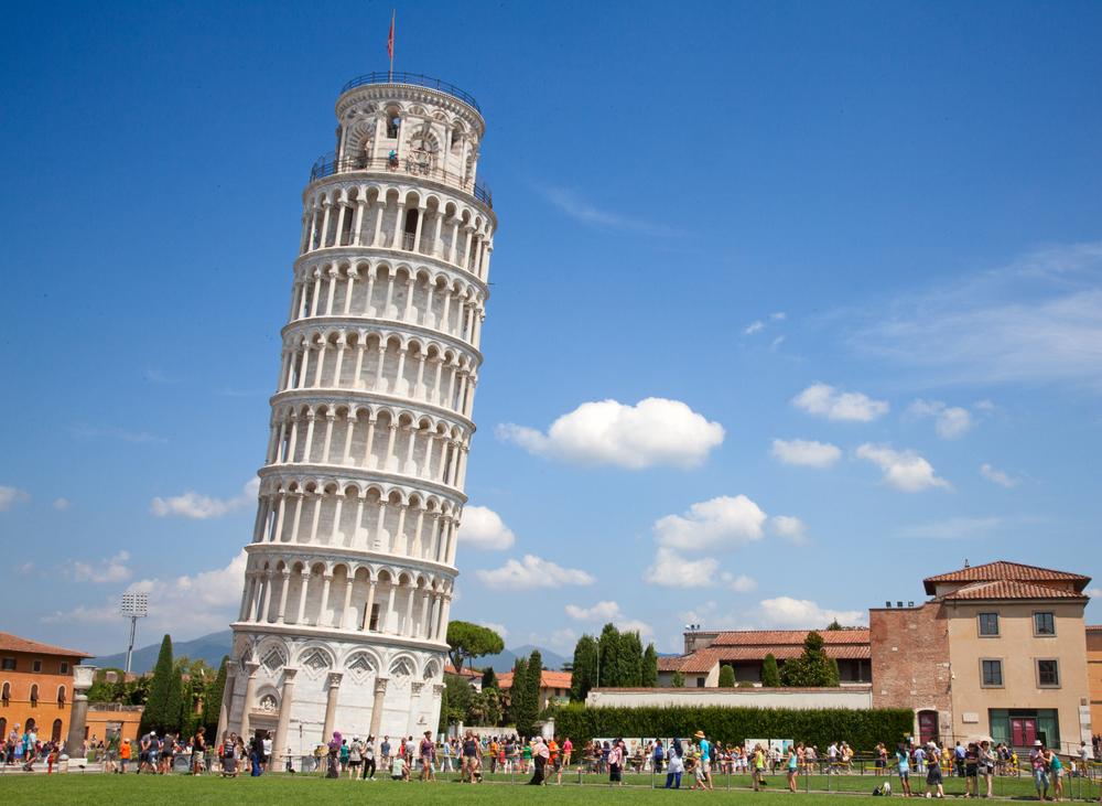 Падающая Пизанская башня: история, интересные факты, как добраться