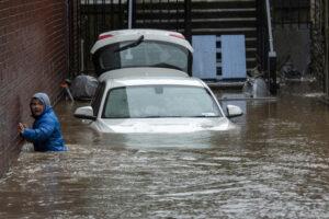 Британия пережила самый влажный февраль с 1862 года