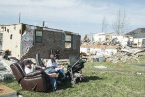 В США в торнадо погибли 25 человек