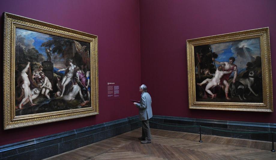 В Лондонской национальной галерее покажут шедевры Тициана