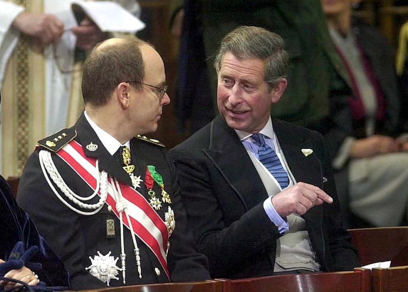VIP-пациенты: как чувствуют себя князь Альбер II и принц Чарльз.Вокруг Света. Украина