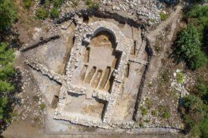 В Болгарии нашли церковь возрастом более 700 лет
