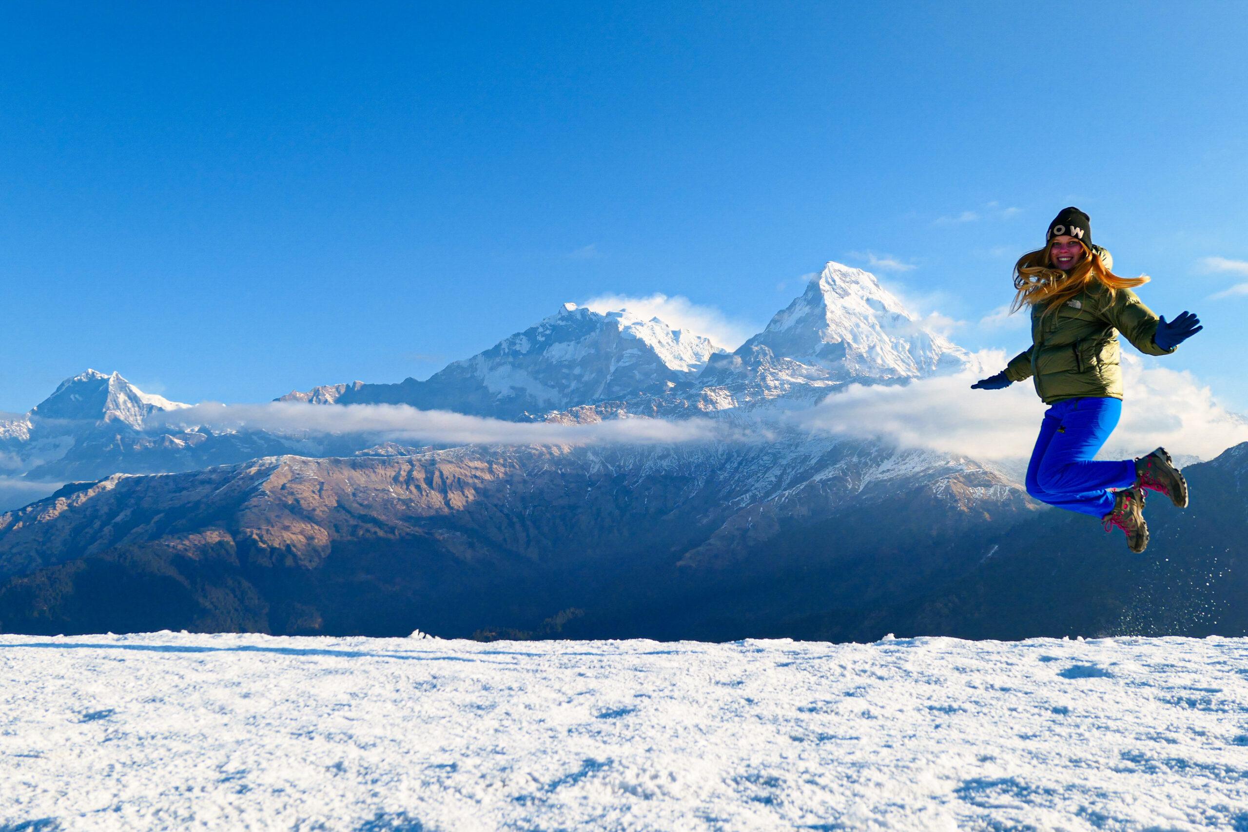 Непал для початківців. Чи варто йти в Гімалаї, якщо ти новачок в трекінгу?