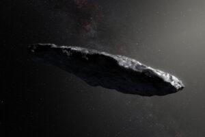 Межзвездный астероид Оумуамуа откололся от поверхности планеты размером с Землю