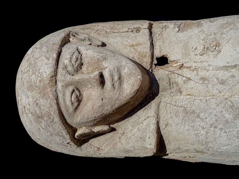 В Египте нашли мумию девочки с богатым приданым.Вокруг Света. Украина