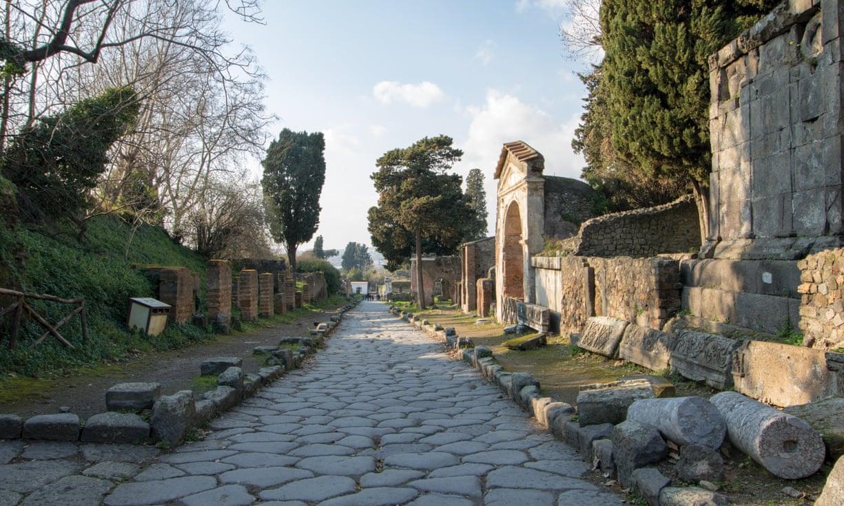 Древние римляне занимались переработкой мусора