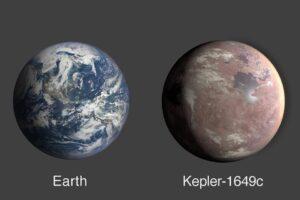 Обнаруженная NASA экзопланета очень похожа на Землю