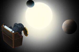 Телескоп Хеопс приступает к изучению далеких миров