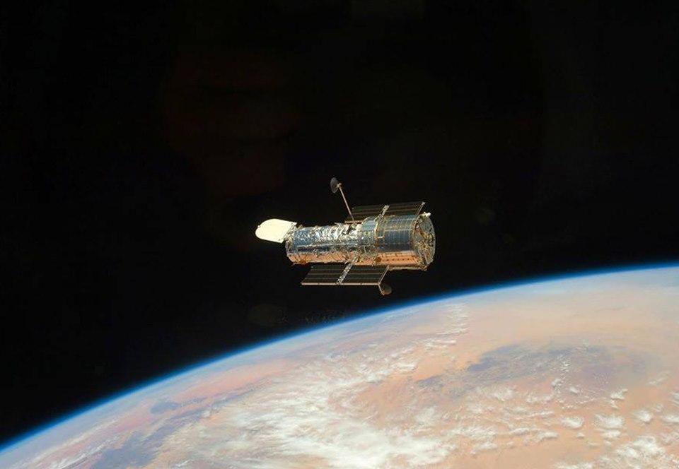 Космический телескоп «Хаббл» отметил 30-летний юбилей