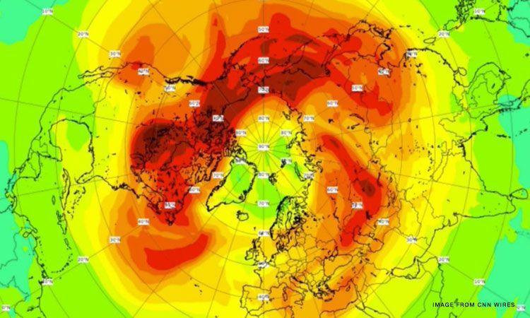 Рекордная озоновая дыра над Арктикой «закрылась» за несколько недель.Вокруг Света. Украина