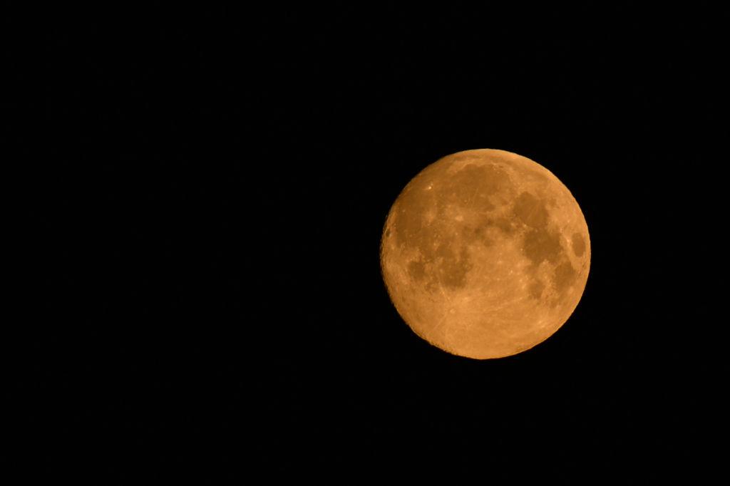 Сегодня вечером взойдет самая яркая луна 2020 года.Вокруг Света. Украина