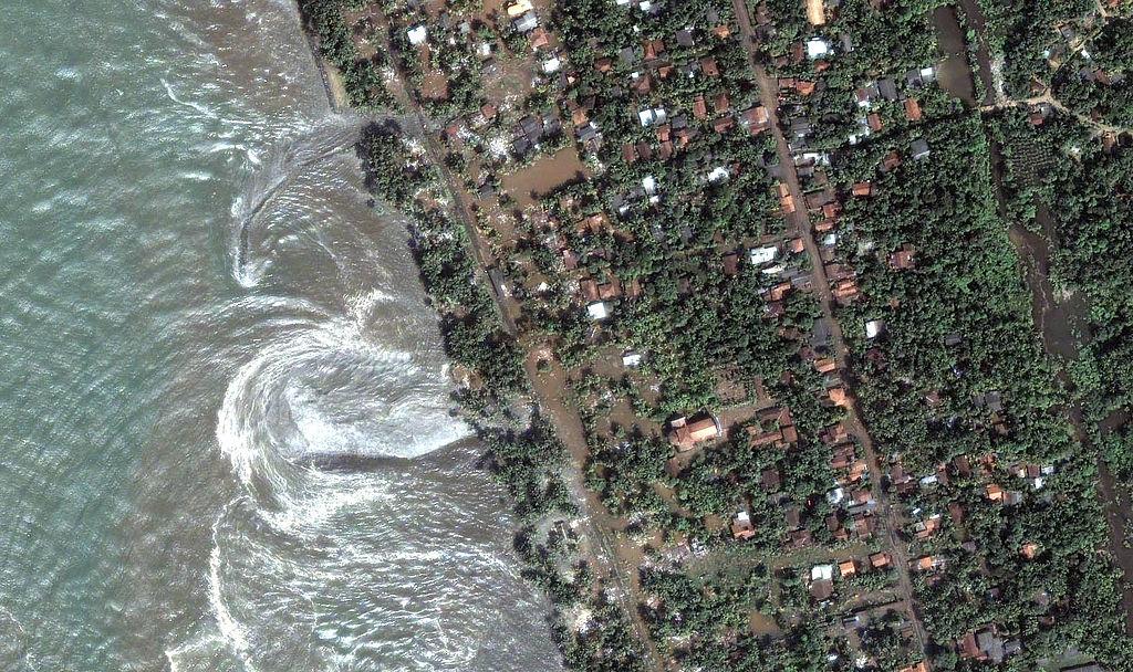 фото цунамі