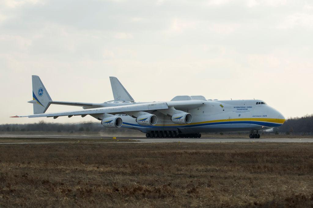 Украинский гигант