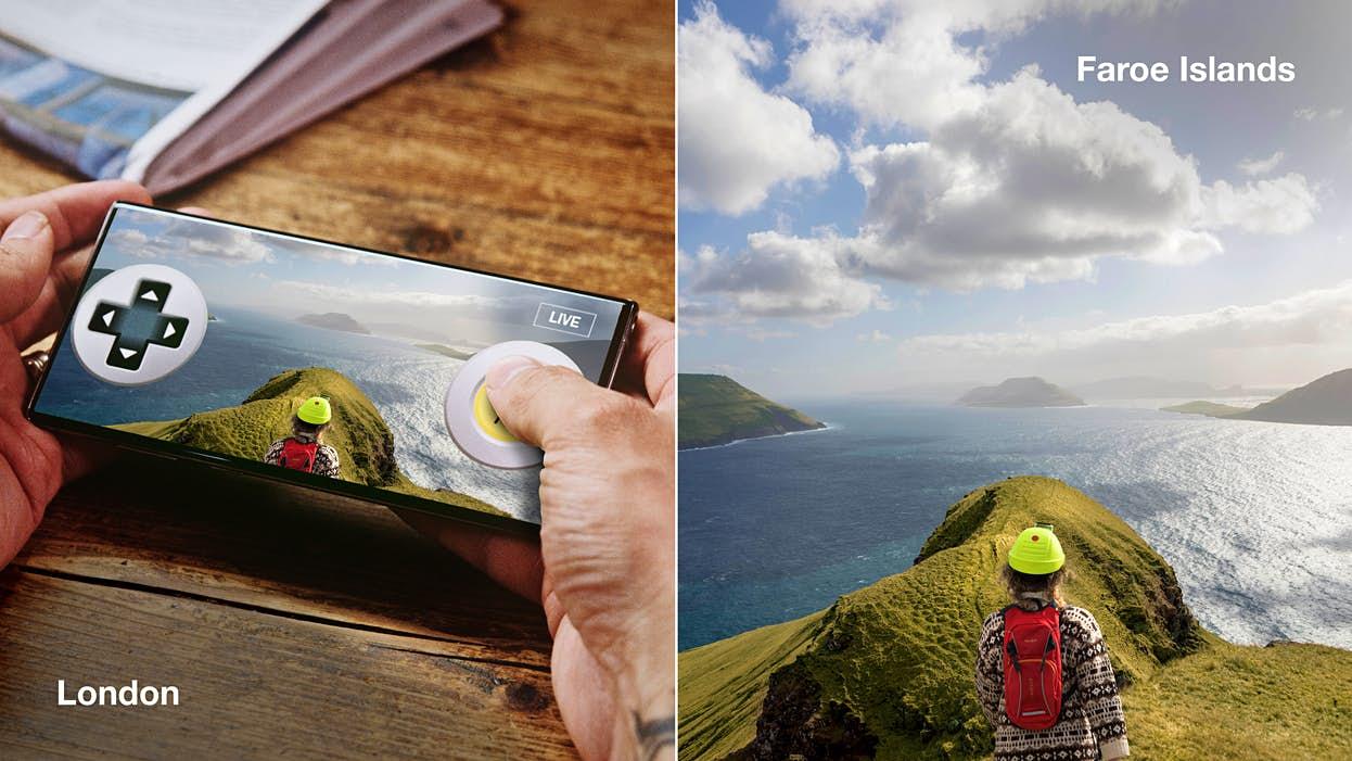 Фарерские острова можна посетить виртуально в обличии аватара