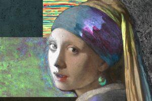 Под картиной «Девушка с жемчужной сережкой» нашли скрытые детали