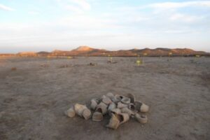 В Ираке нашли древнее святилище шумерского бога войны
