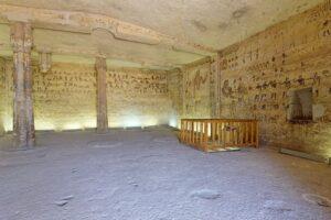 Египет предлагает бесплатные онлайн-туры по гробницам