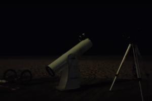 Съемка Луны через любительский телескоп: что можно рассмотреть с 250-кратным увеличением