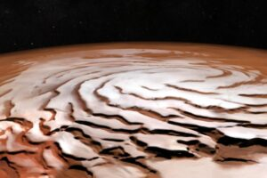 На Марсе заметили следы лавин