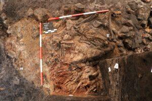 В Чехии нашли старинный замок, построенный на скелетах