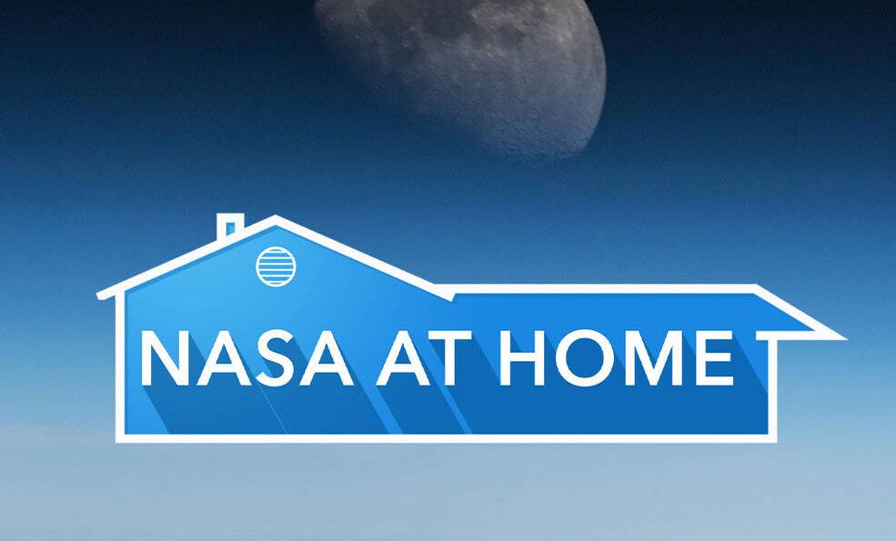 НАСА создало сайт для исследования космоса на карантине
