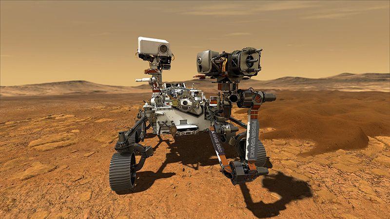 NASA привезет с Марса образцы грунта