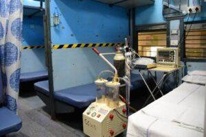 В Индии поезда превращают в больницы для борьбы с коронавирусом