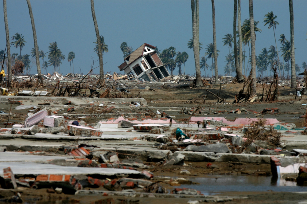 Цікаві факти про цунамі.Вокруг Света. Украина