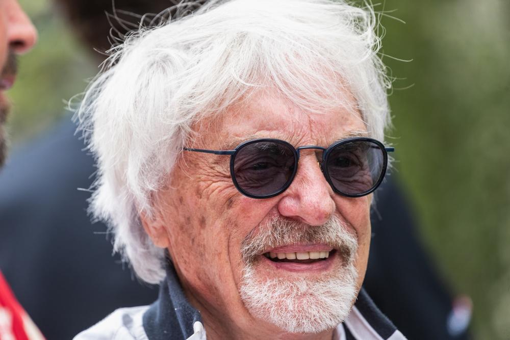 Экс-руководитель Формулы-1 станет отцом в 89 лет.Вокруг Света. Украина