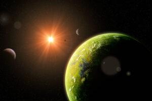 Астрономы обнаружили систему с 6 планетами, двигающимися в необычном ритме