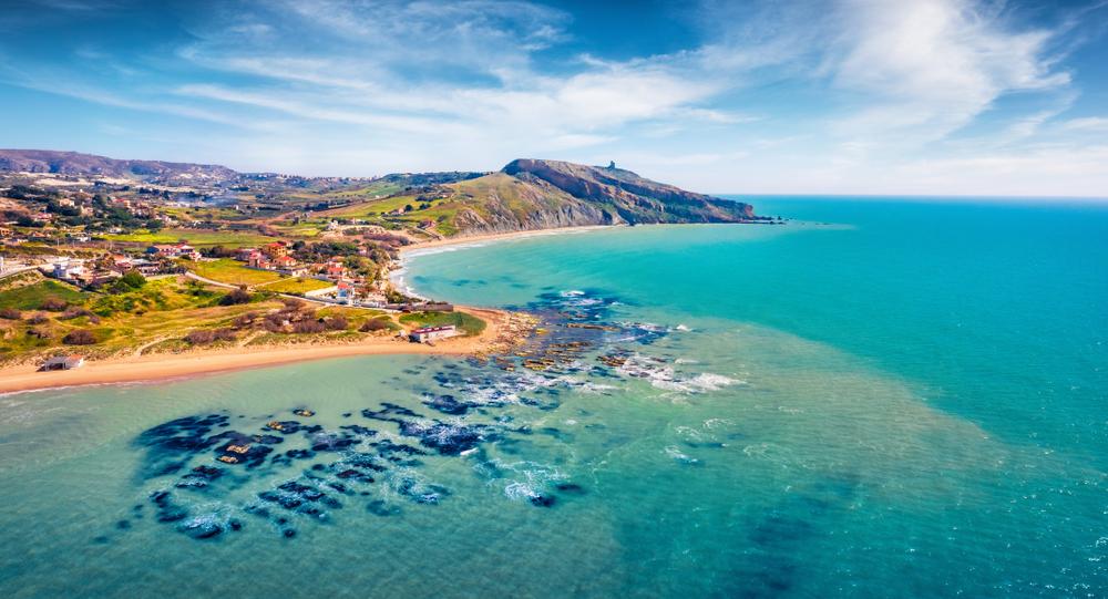 Сицилия оплатит туристам половину стоимости авиабилетов.Вокруг Света. Украина