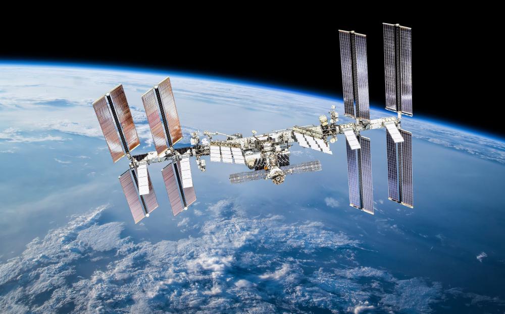 На Международную космическую станцию прибыли еще три астронавта.Вокруг Света. Украина