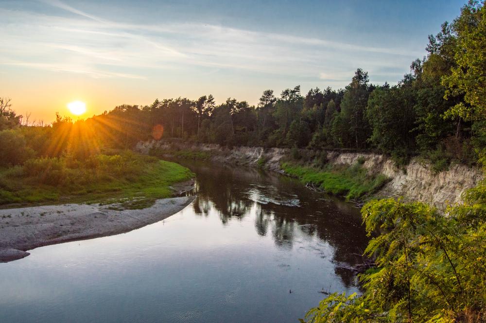 За 30 лет в Украине исчезли 10 тысяч рек.Вокруг Света. Украина