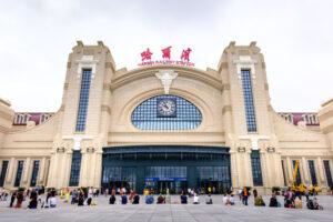 Китайский Харбин закрывают на карантин