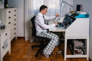 Работа поддерживает душевное здоровье во время изоляции — исследование