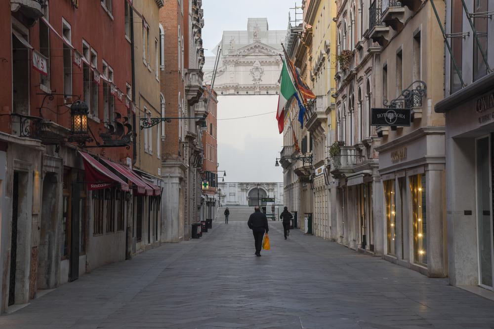 Италия продолжает смягчать карантин.Вокруг Света. Украина
