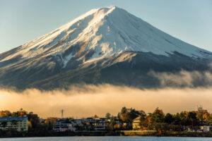 Японцы смоделировали, что произойдет, если извергнется Фудзи