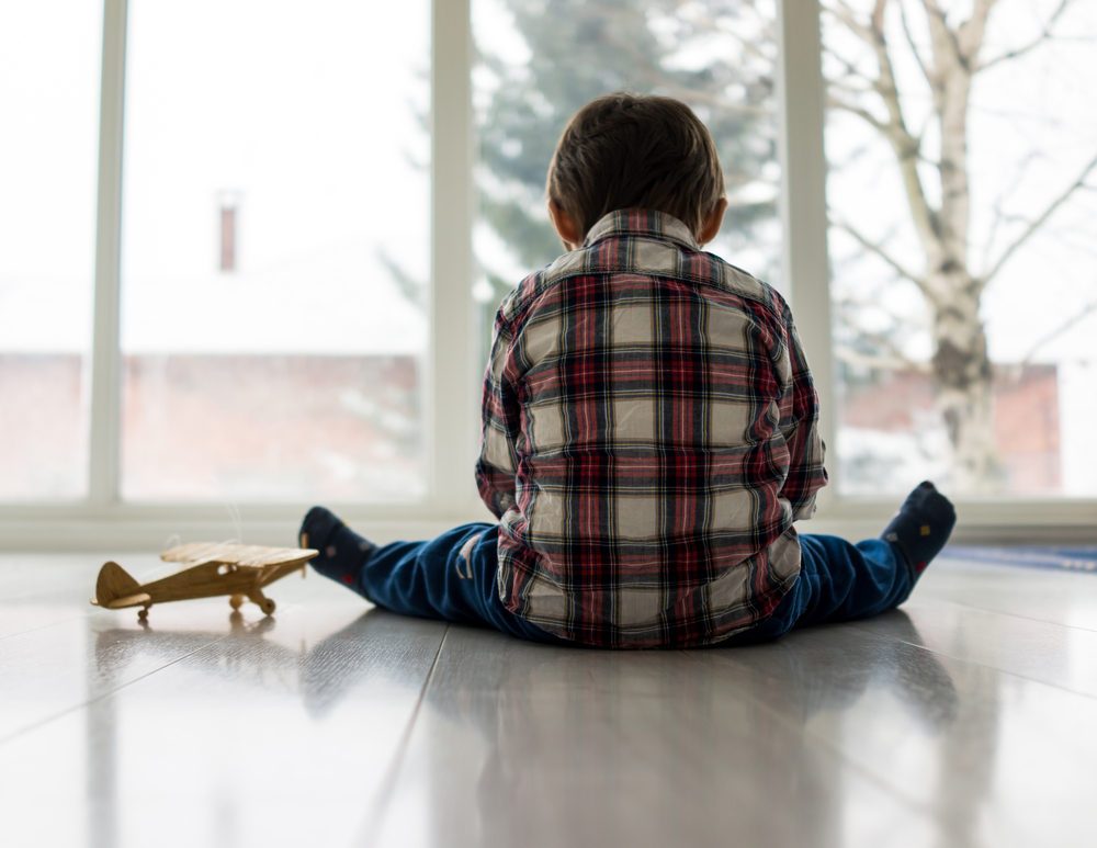 Найден способ диагностировать аутизм у младенцев.Вокруг Света. Украина