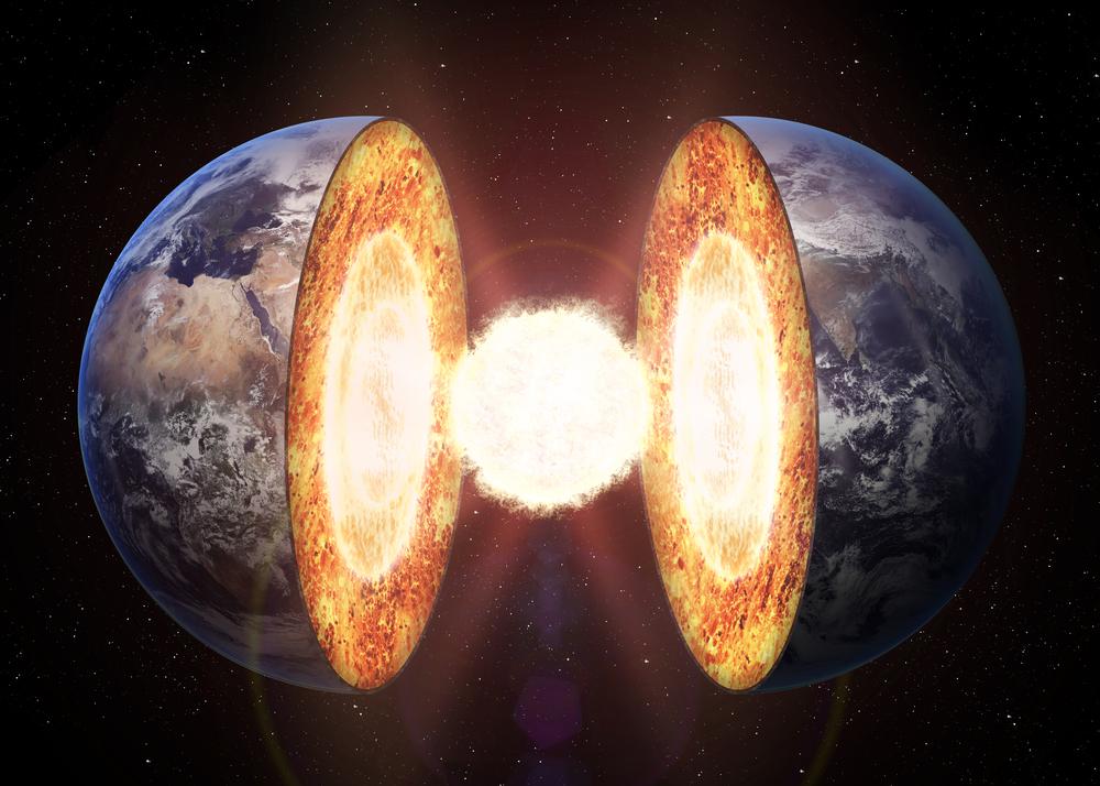 Из ядра Земли исчезает железо.Вокруг Света. Украина