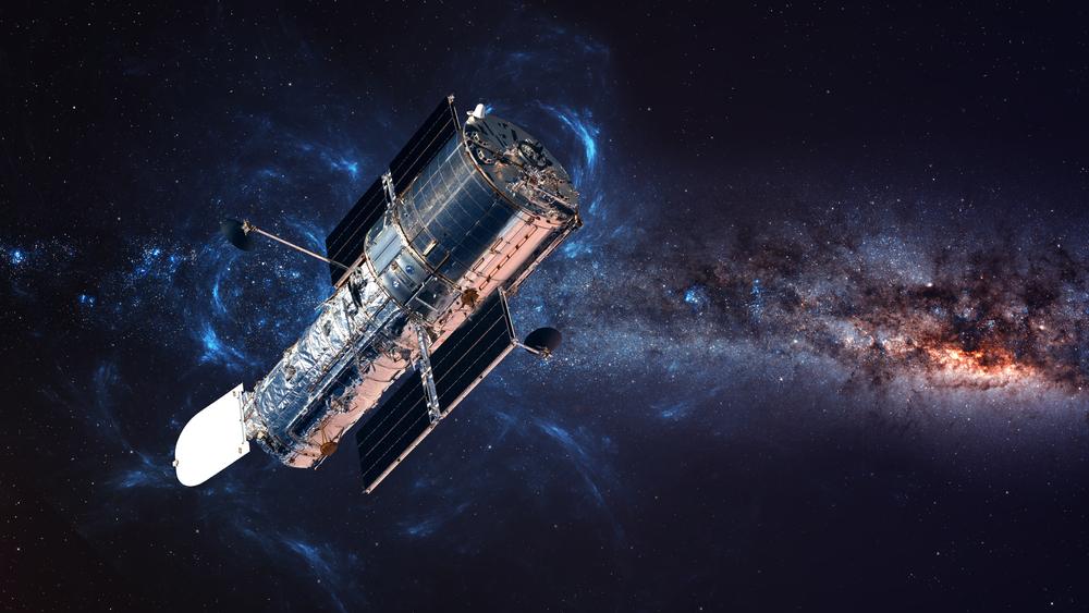 Hubble расскажет, что видел в ваш день рождения