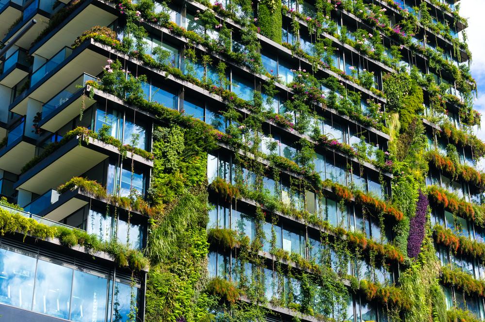 Топ-5 самых зеленых зданий мира