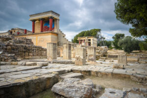 Антропологи уточнили дату гибели минойской цивилизации