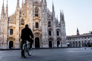 Власти Милана обещают чистый воздух в городе даже после карантина